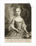 Princess Amelia Sophia Elenora by John Simon