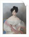 Countess Claudine Rhedey de Kis-Rhede by Johann Nepomuk Ender