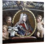 George, Prince of Wales (King George II) by Sir James Thornhill