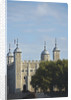 The White Tower, Tower of London by Unknown
