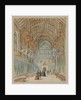 The Great Hall, Hampton Court Palace by Unknown