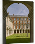 Fountain Court, Hampton Court Palace by James Brittain