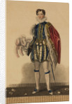 Fashion plate for the coronation of King George IV, 1821 by Unknown