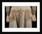 Gentleman's court coat, c1760-90 by Unknown