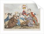 General Blackbeard wounded at the battle of Leadenhall, 1784 by John Boyne