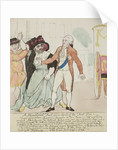 A Ministerial Fact; or, a Squib of the First Day, 1786 by Unknown