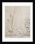 Billy's Babel, 1791 by Unknown