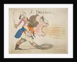 A Bugaboo!!! 1792 by James Gillray