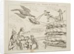 Bombardement des Trones de L'Europe, c1792 by Unknown
