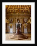 The Cupola Room, Kensington Palace by James Brittain