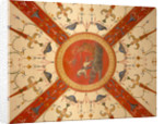 The Presence Chamber ceiling, Kensington Palace by William Kent