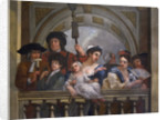 The King's Staircase, Kensington Palace by William Kent
