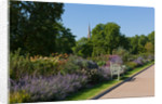 The East Front Gardens, Kensington Palace by Robin Forster