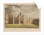 Base Court, Hampton Court Palace by Francis Jukes