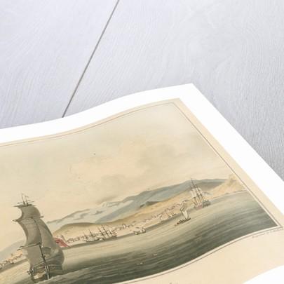 'View of Santa Cruz' by Thomas Medland