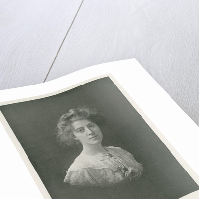 Portrait of Marie Charlotte Carmichael Stopes by unknown