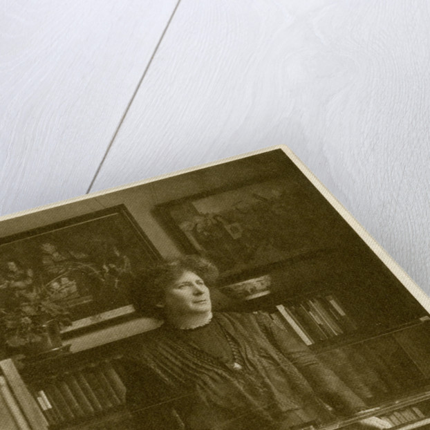Portrait of Hertha Ayrton by After James Russell and Sons