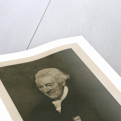 Portrait of William Herschel (1738-1822) by Anonymous