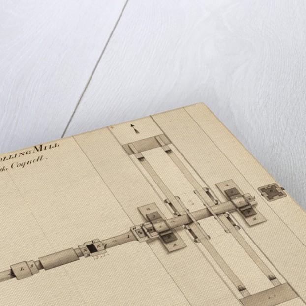 Rolling mill by John Smeaton