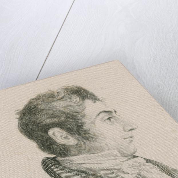 Portrait of William Jackson Hooker (1785-1865) by Mary Dawson Turner