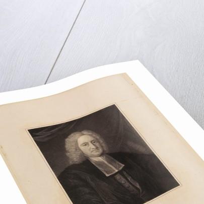 Portrait of Edmond Halley by William Thomas Fry
