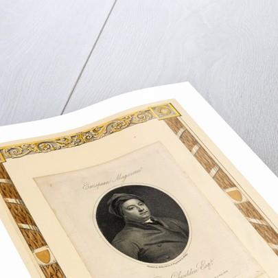 Portrait of William Cheselden by William Ridley