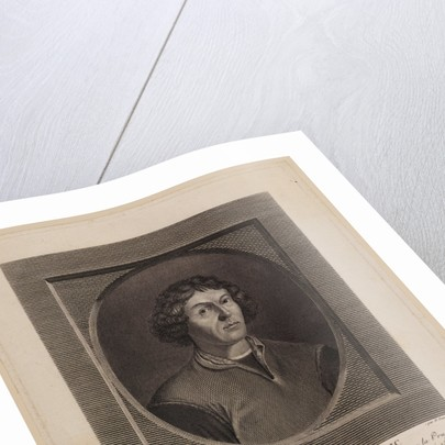 Portrait of Nicolaus Copernicus by Nicolas Dandeleau