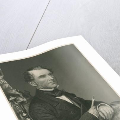 Portrait of Justus von Liebig (1803-1873) by Conrad Cook