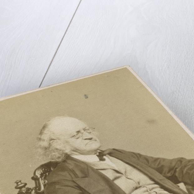 Portrait of John Bowring (1792-1872) by Henry Joseph Whitlock