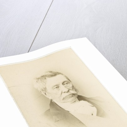 Portrait of John Fox Burgoyne (1782-1871) by Wilson & Beadell