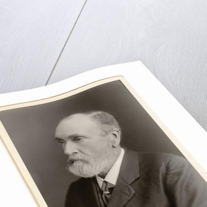 Portrait of Henry Charlton Bastian (1837-1915) by Maull & Fox