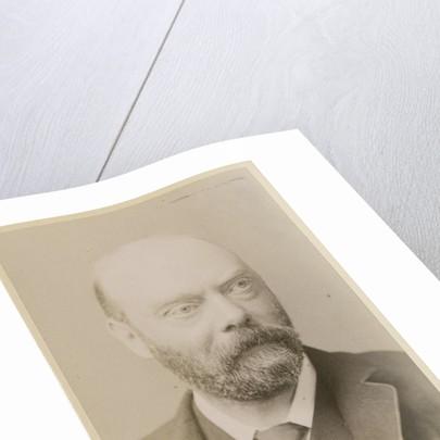 Portrait of Shelford Bidwell (1848-1909) by Maull & Fox