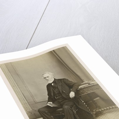 Portrait of Archibald Billing (1791-1881) by Maull & Co