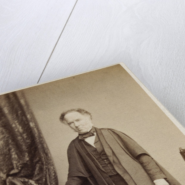 Portrait of James Challis (1803-1882) by Maull & Polyblank