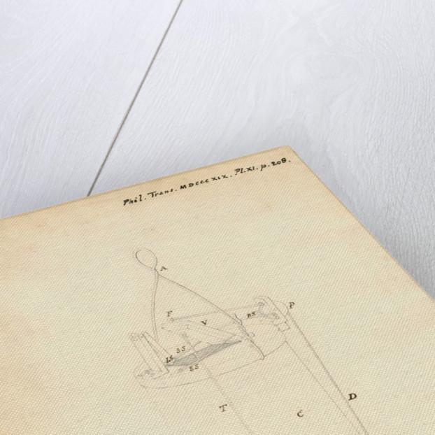 Machine for sampling sea-water at depth by Francis Marcet