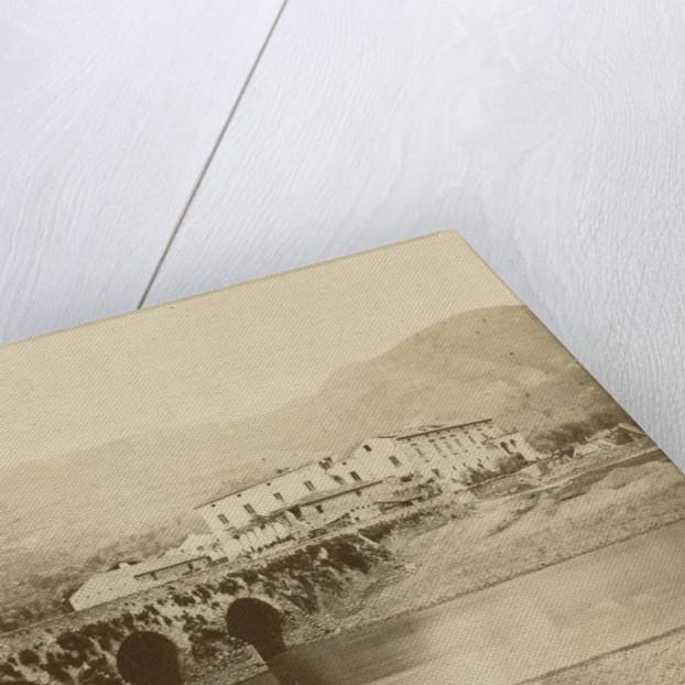 Pallazzo Palmieri, Polla by Alphonse Bernoud Grellier