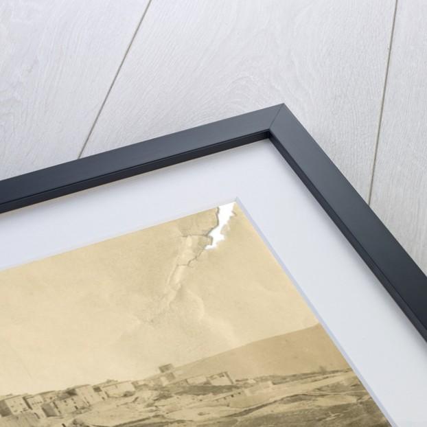 'Potenza, north side' by Alphonse Bernoud Grellier