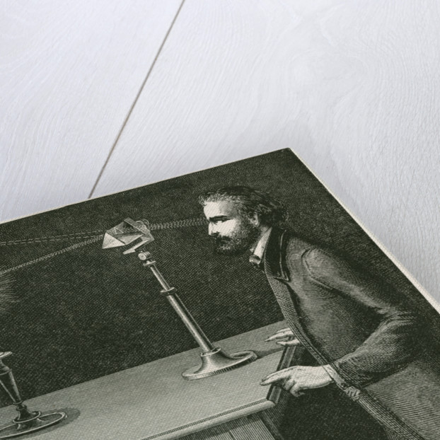 Images of objects seen through prisms by C Laplante