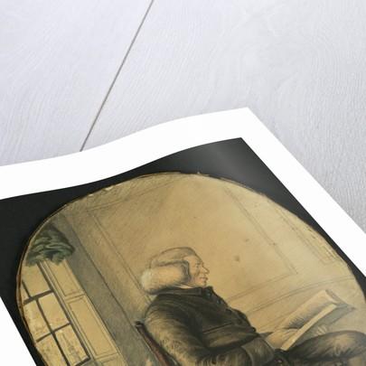 Portrait of William Jones (1726-1800) by Anonymous