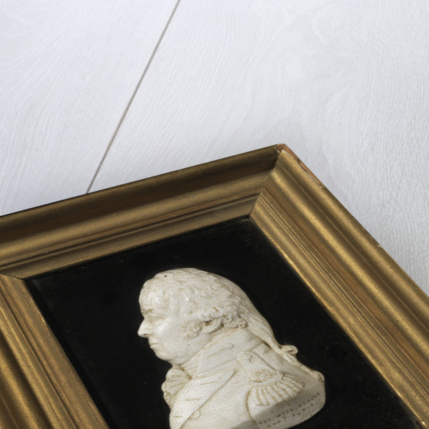 Sculpture relief of William Fraser (d.1818) by William Tassie