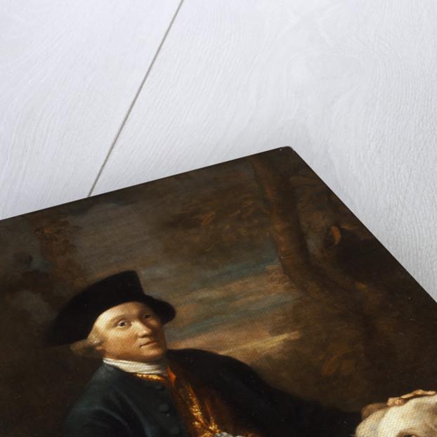 Portrait of John Hunter (1728-1793) by Robert Home
