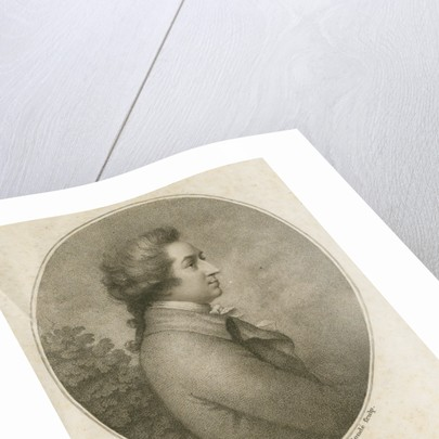 Portrait of Robert Fulk Greville (1751-1824) by Jean Condé