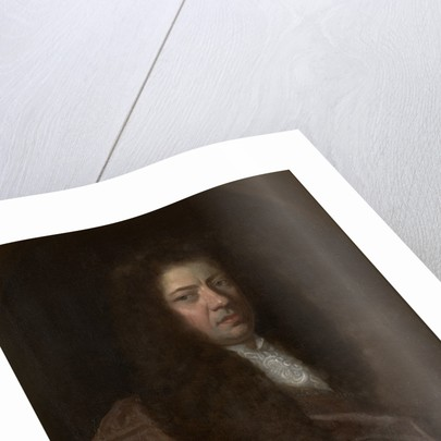 Portrait of Samuel Pepys (1633-1703) by Godfrey Kneller