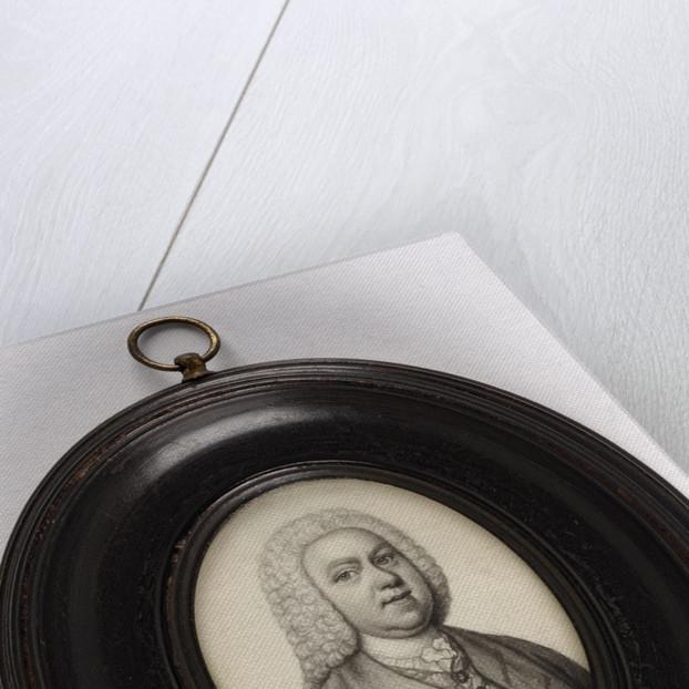 Portrait of an unknown gentleman by James Ferguson