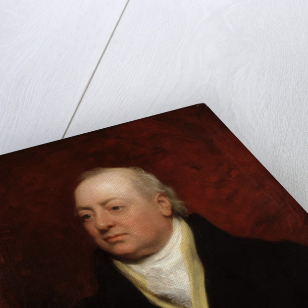 Portrait of Everard Home (1756-1832) by Thomas Phillips