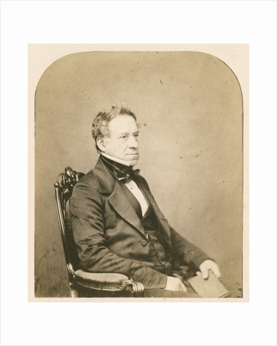 Portrait of John George Appold (1800-1868) by Hennah & Kent