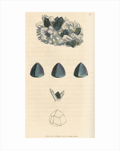 'Cuprum sulphuratum' by James Sowerby
