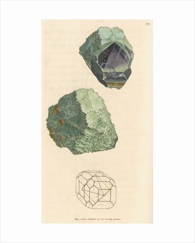 Calx fluor by James Sowerby