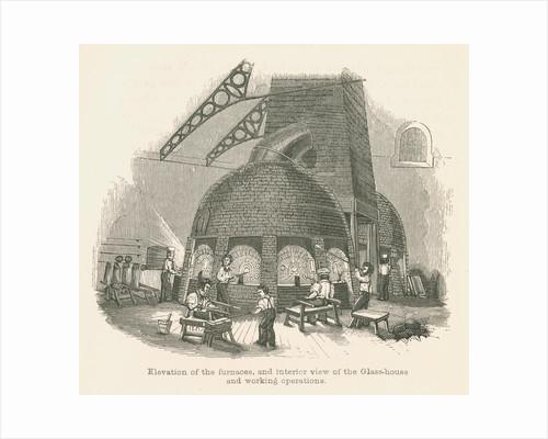 Falcon Glassworks, Blackfriars by unknown