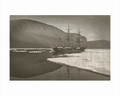 'Stopped by the ice off Cape Prescott' by Thomas Mitchell